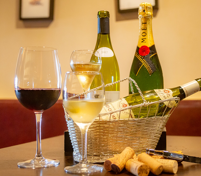 Wines & Champagnes